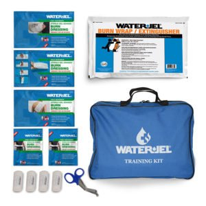 Water-Jel AMBULANCE BURN KIT