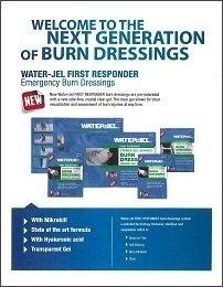 Water-Jel Burn Dressing - katalog