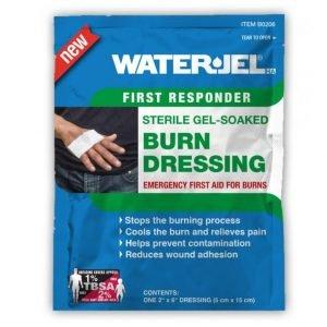 Water-Jel, blazinica za opekline 5×15 cm