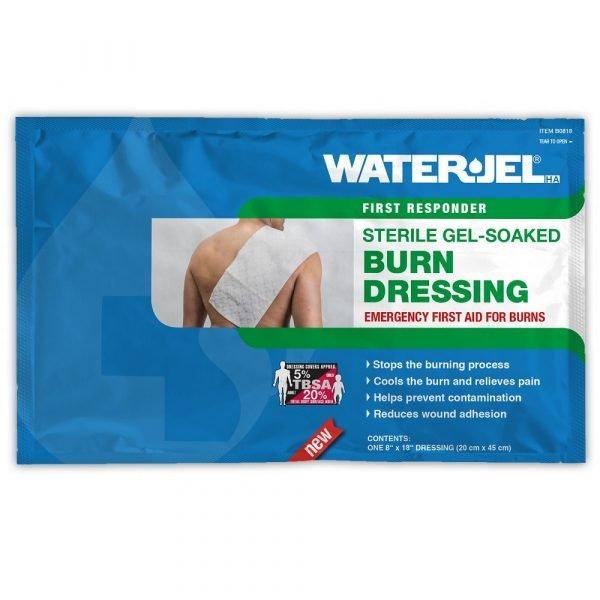 Water-Jel, obloga za opekline 20x45cm