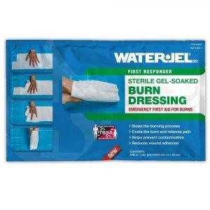 Water-Jel, obloga za opekline dlani 20x55cm