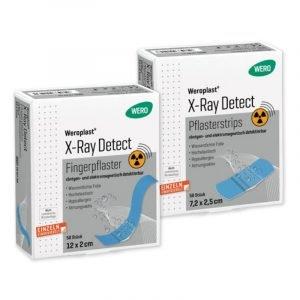 Weroplast® X-Ray Detect - Rentgensko detekcijski vodoodporni obliži